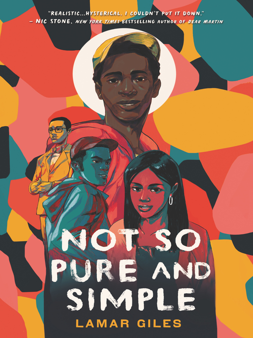 Title details for Not So Pure and Simple by Lamar Giles - Available