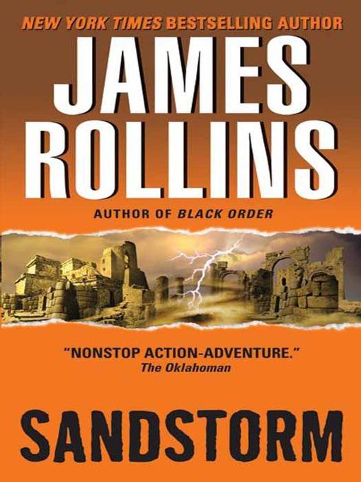 Title details for Sandstorm by James Rollins - Available