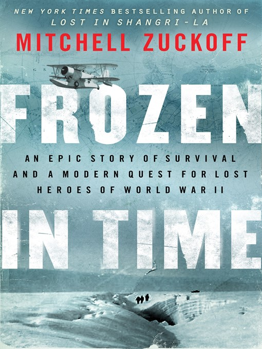 Cover of Frozen in Time