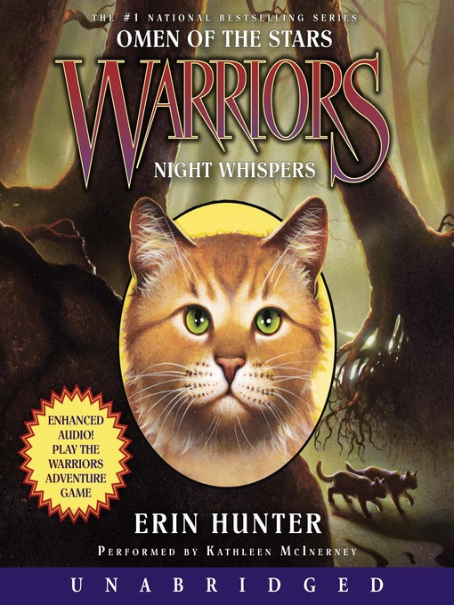 Title details for Night Whispers by Erin Hunter - Wait list