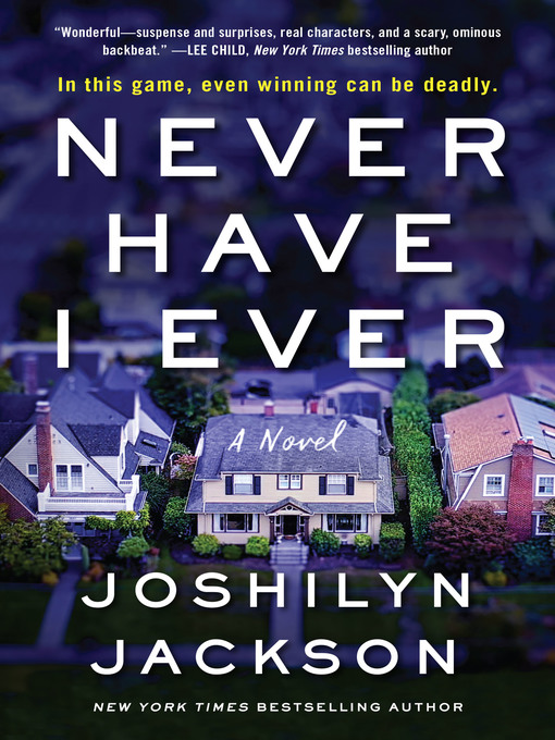 Never have I ever a novel