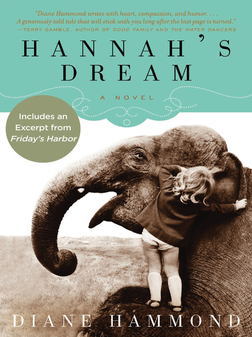 Title details for Hannah's Dream by Diane Hammond - Available