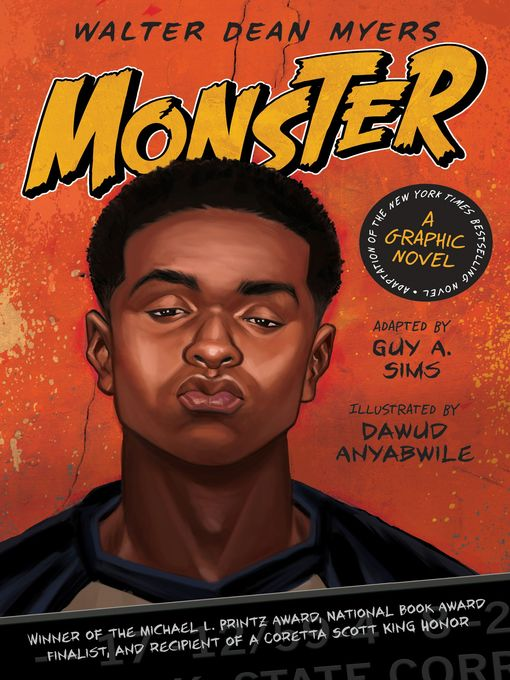 Title details for A Graphic Novel by Walter Dean Myers - Available