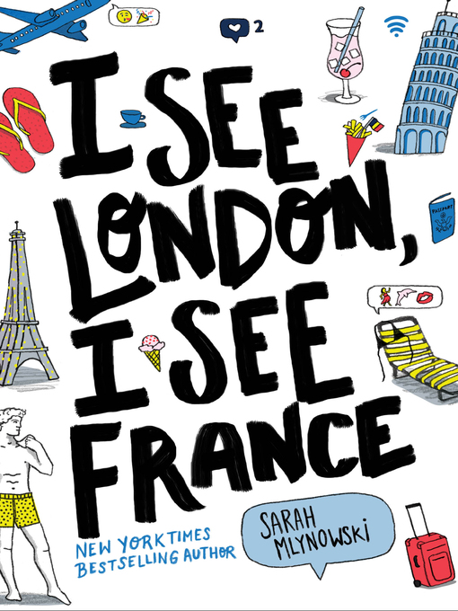 Title details for I See London, I See France by Sarah Mlynowski - Wait list