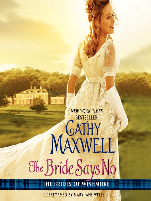 Title details for The Bride Says No by Cathy Maxwell - Wait list