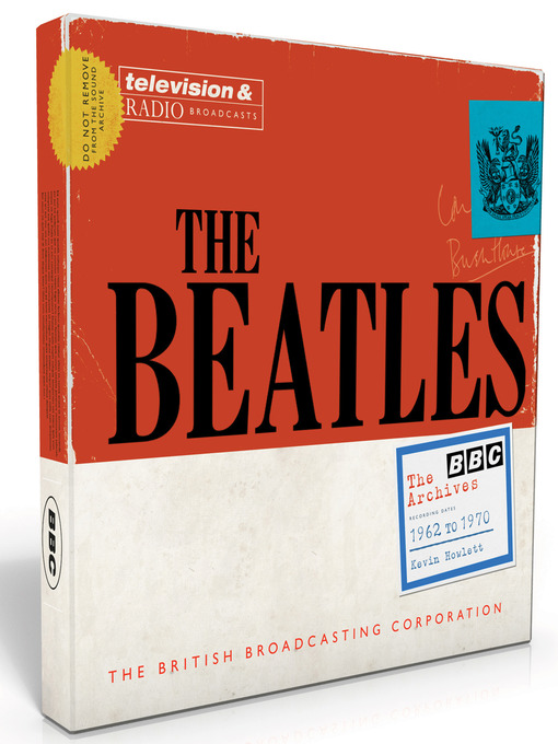 Title details for The Beatles by Kevin Howlett - Available