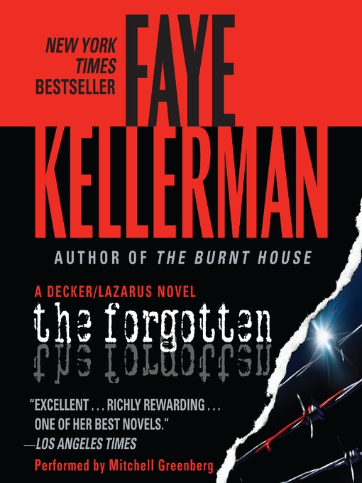 Title details for The Forgotten by Faye Kellerman - Available