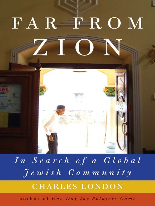 Cover of Far from Zion