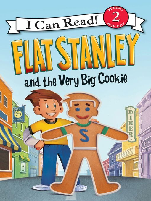 Title details for Flat Stanley and the Very Big Cookie by Jeff Brown - Available