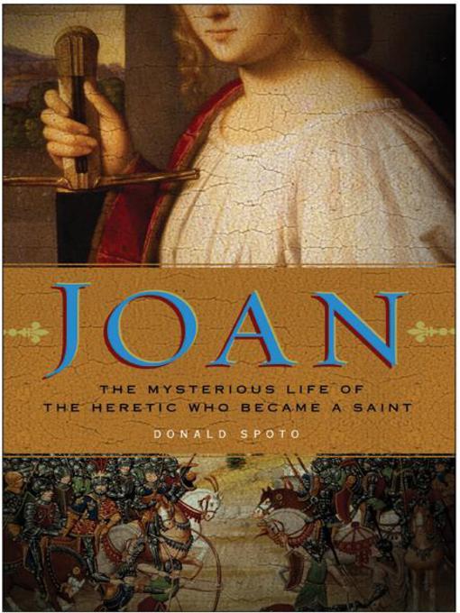 Title details for Joan by Donald Spoto - Wait list