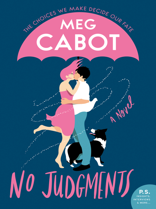 Title details for No Judgments by Meg Cabot - Wait list