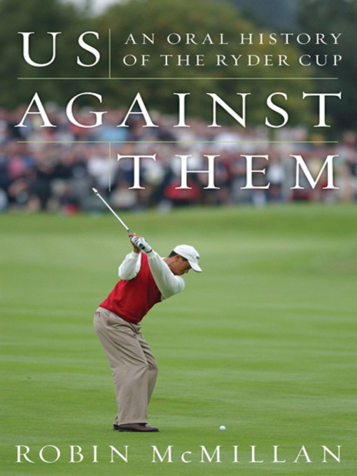 Title details for Us Against Them by Robin McMillan - Available