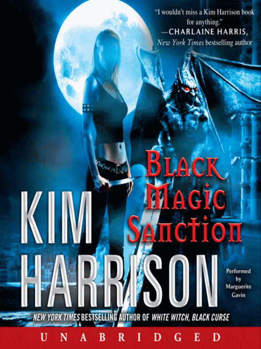 Cover image for Black Magic Sanction
