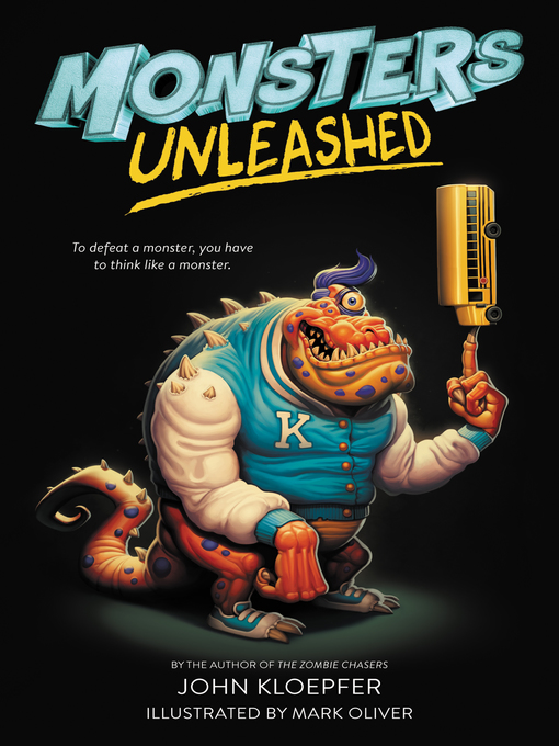 Title details for Monsters Unleashed by John Kloepfer - Available
