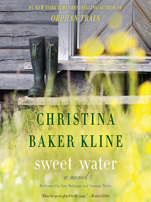 Title details for Sweet Water by Christina Baker Kline - Wait list