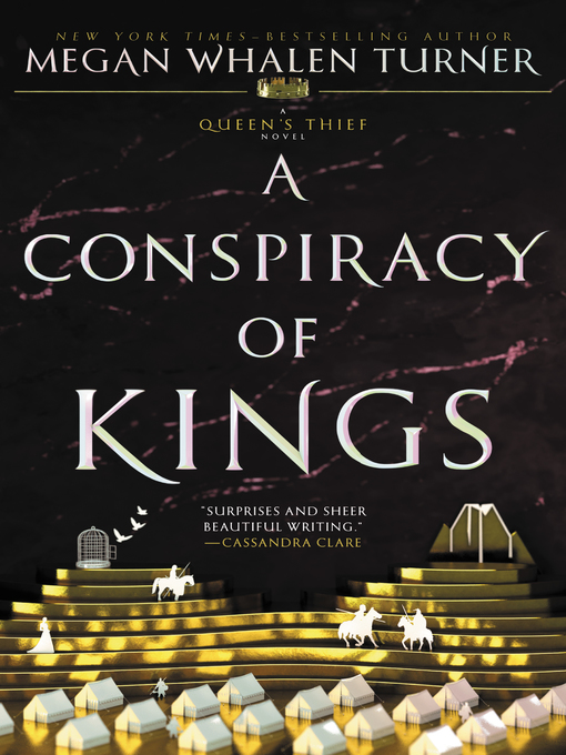 Title details for A Conspiracy of Kings by Megan Whalen Turner - Wait list