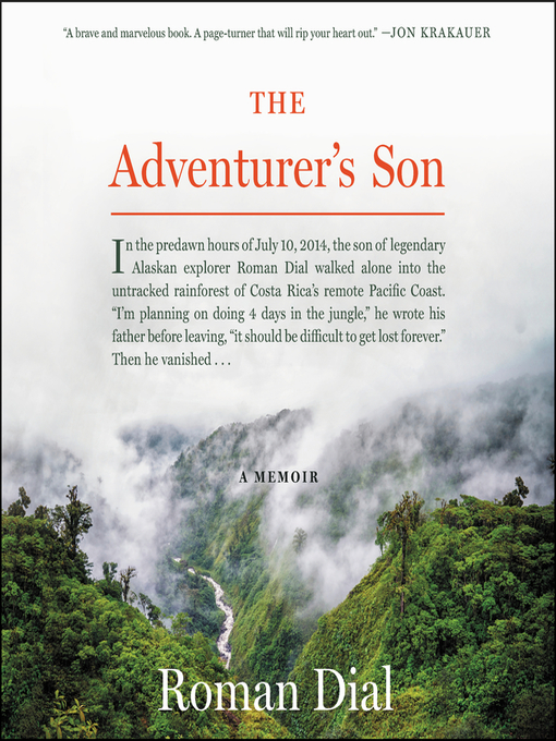 Title details for The Adventurer's Son by Roman Dial - Available