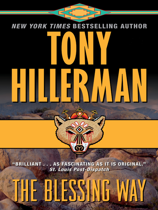 Title details for The Blessing Way by Tony Hillerman - Wait list