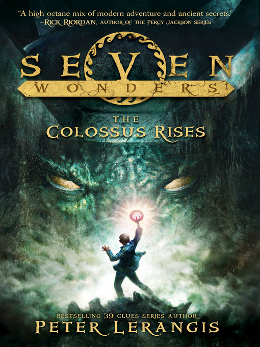 Title details for The Colossus Rises by Peter Lerangis - Available