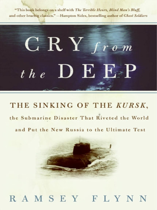 Title details for Cry from the Deep by Ramsey Flynn - Available
