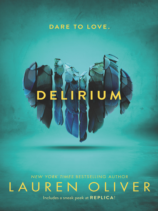 Cover of Delirium