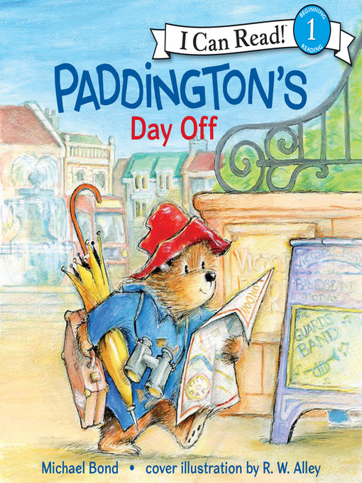 Title details for Paddington's Day Off by Michael Bond - Available