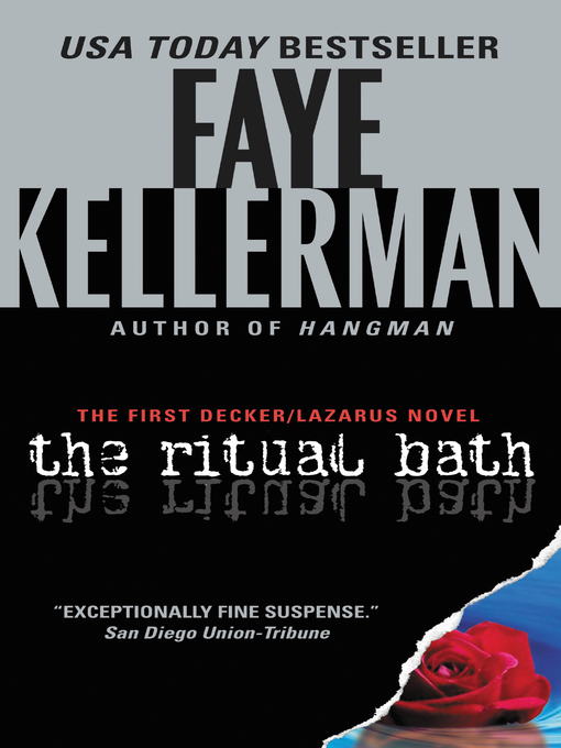 Title details for The Ritual Bath by Faye Kellerman - Available