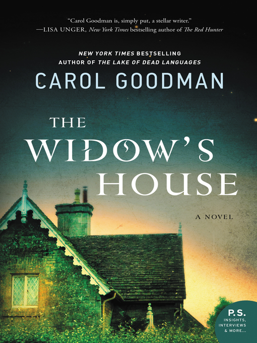 Title details for The Widow's House by Carol Goodman - Wait list