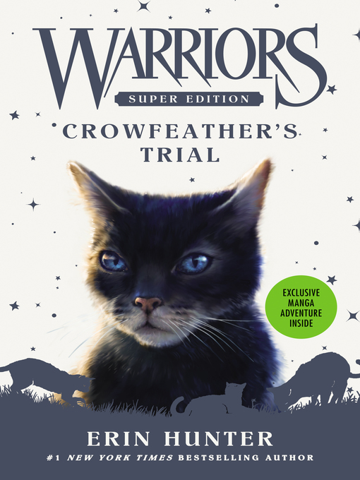 Title details for Crowfeather's Trial by Erin Hunter - Wait list
