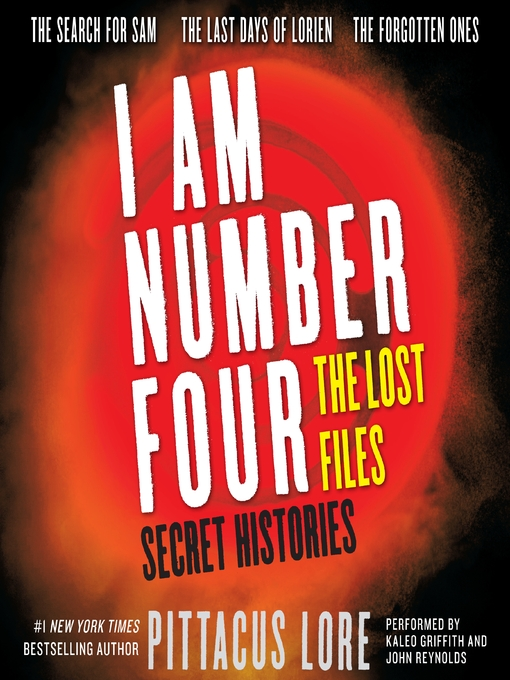 Title details for Secret Histories by Pittacus Lore - Available