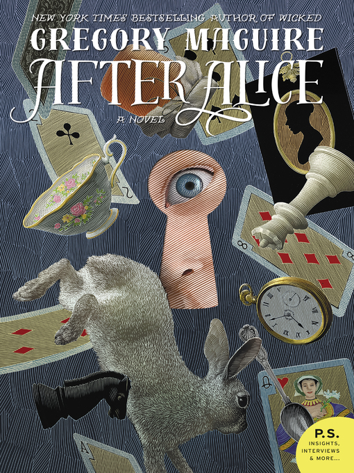 Title details for After Alice by Gregory Maguire - Wait list