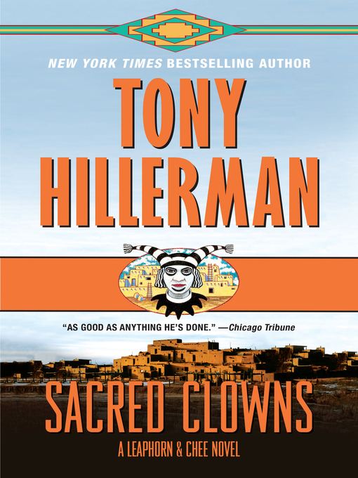Title details for Sacred Clowns by Tony Hillerman - Wait list