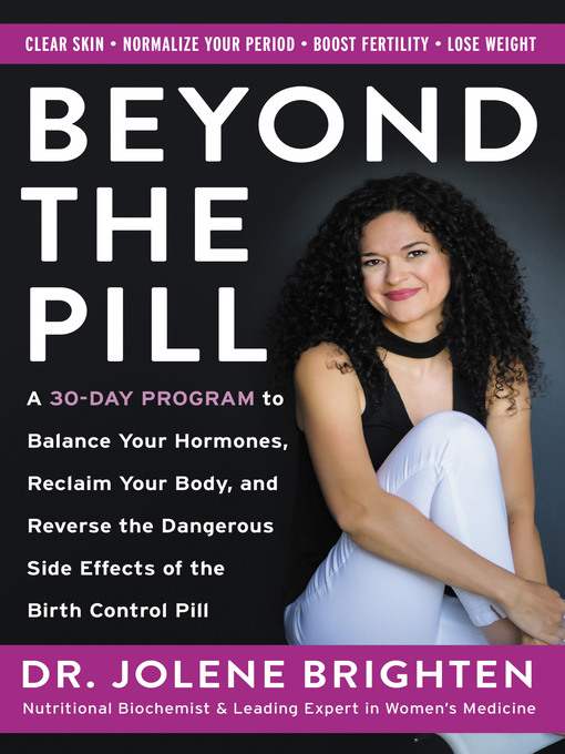 Title details for Beyond the Pill by Jolene Brighten - Wait list