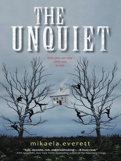 Cover of The Unquiet