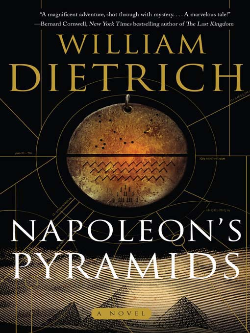 Cover of Napoleon's Pyramids