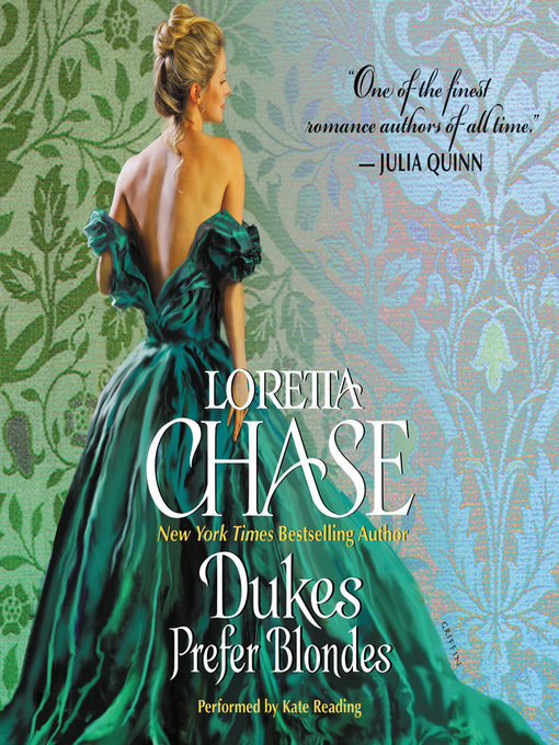 Title details for Dukes Prefer Blondes by Loretta Chase - Available