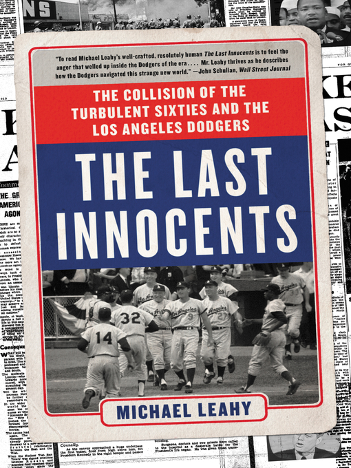 Title details for The Last Innocents by Michael Leahy - Available