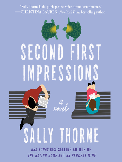 Title details for Second First Impressions by Sally Thorne - Wait list