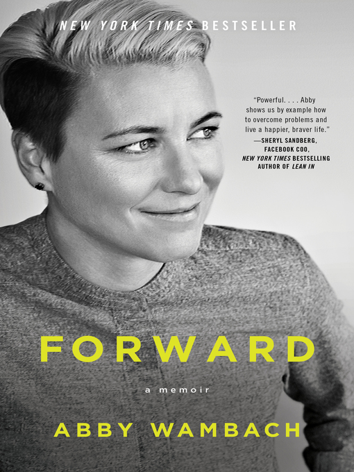 Title details for Forward by Abby Wambach - Wait list