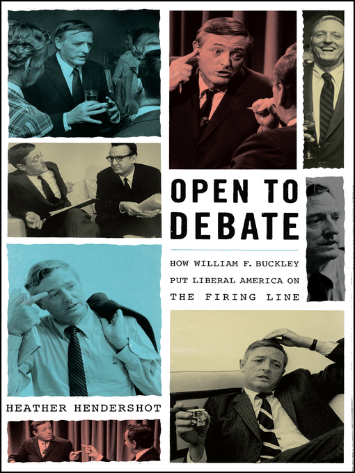 Cover of Open to Debate