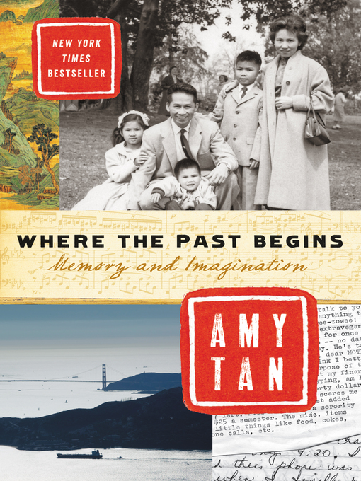 Title details for Where the Past Begins by Amy Tan - Wait list