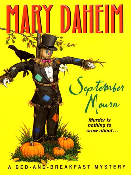 Title details for September Mourn by Mary Daheim - Wait list