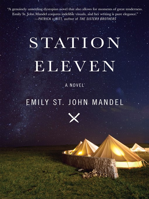 Title details for Station Eleven by Emily St. John Mandel - Wait list