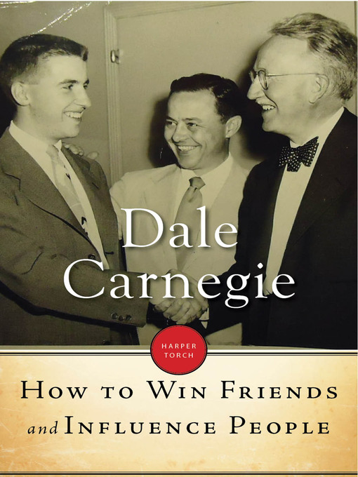 ebook how to win friends and influence