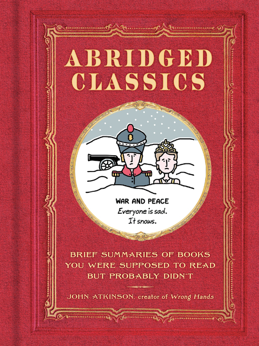 Title details for Abridged Classics by John Atkinson - Wait list