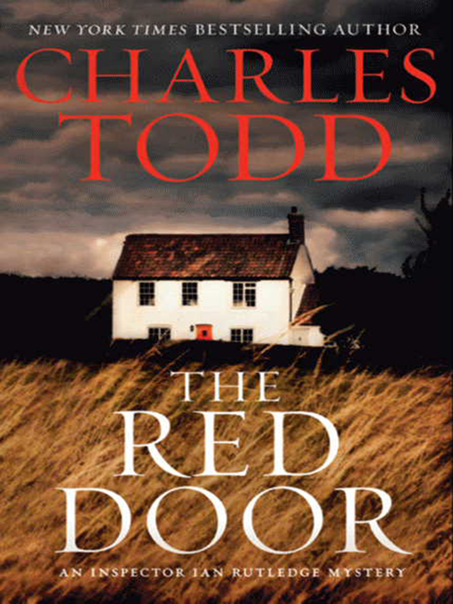 Title details for The Red Door by Charles Todd - Wait list