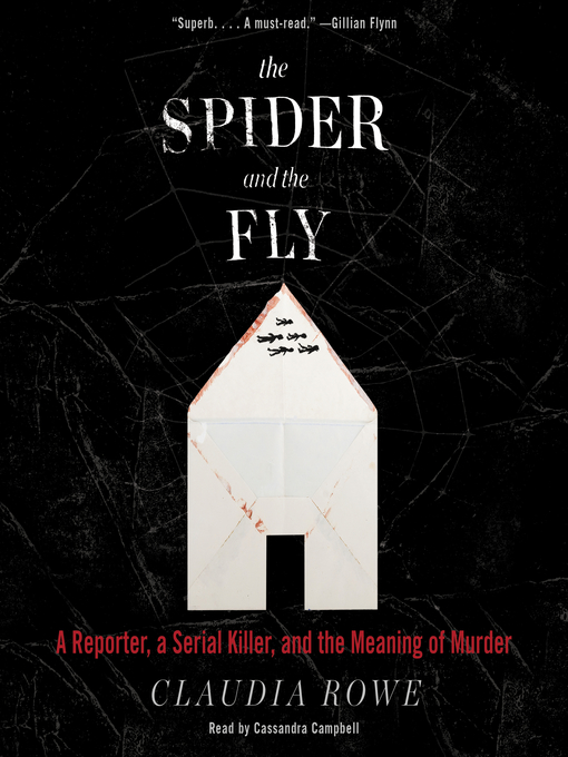 Title details for The Spider and the Fly by Claudia Rowe - Wait list