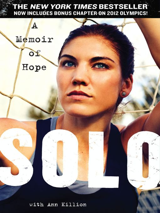Title details for Solo by Hope Solo - Available