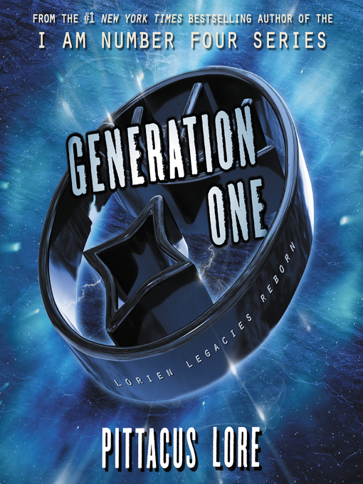 Title details for Generation One by Pittacus Lore - Wait list