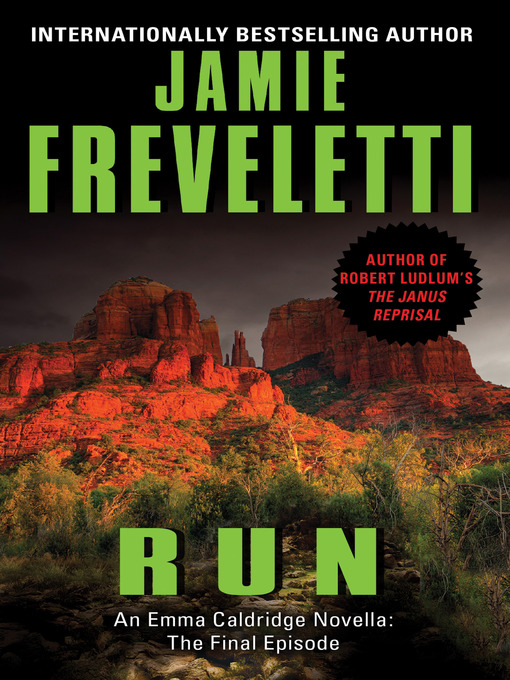Title details for Run by Jamie Freveletti - Available